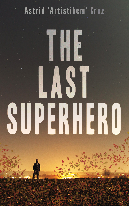 Editing 'The Last Superhero'