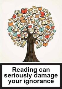 readingcandamageignorance